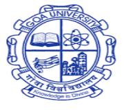 University in GOA